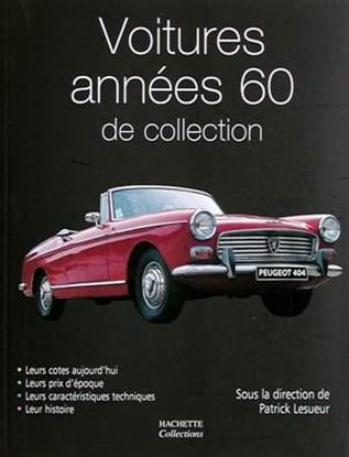 Picture of VOITURES ANNEES 60 DE COLLECTION