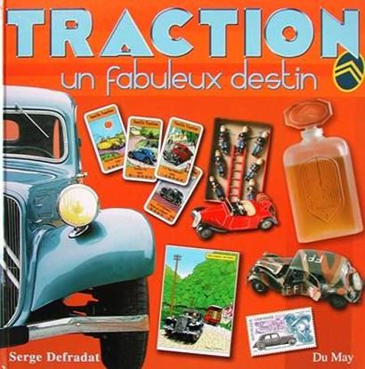 Picture of TRACTION UN FABULEUX DESTIN
