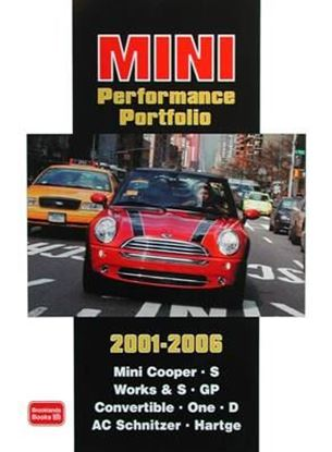Picture of MINI PERFORMANCE PORTFOLIO 2001-2006