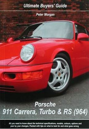 Immagine di PORSCHE 911 CARRERA, TURBO & RS (964) ULTIMATE BUYER'S GUIDE