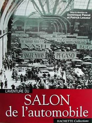 Picture of L'AVENTURE DU SALON DE L'AUTOMOBILE