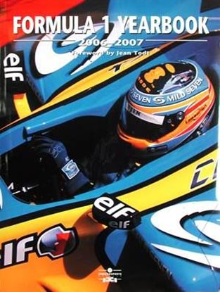 Picture of FORMULA 1 YEARBOOK 2006-2007