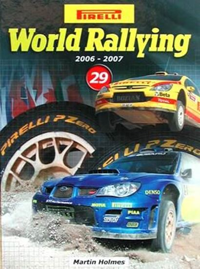 Picture of WORLD RALLYING PIRELLI N. 29 2006-2007