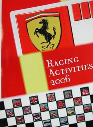 Picture of FERRARI RACING ACTIVITIES 2006