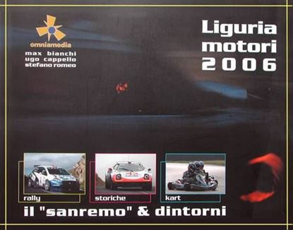Picture of LIGURIA MOTORI 2006