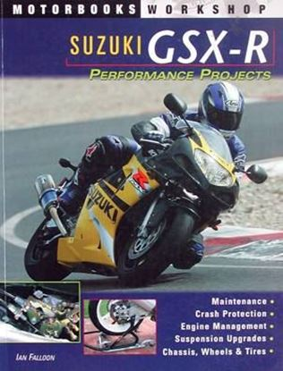 Picture of SUZUKI GSX-R PERFORMANCE PROJECTS