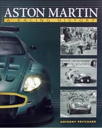 Picture of ASTON MARTIN: A RACING HISTORY