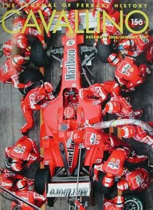 Immagine di CAVALLINO THE JOURNAL OF FERRARI HISTORY N° 156 – DECEMBER 2006 / JANUARY 2007