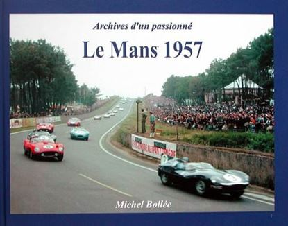 Picture of LE MANS 1957 – ARCHIVES D'UN PASSIONNE'