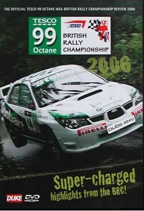 Immagine di BRITISH RALLY CHAMPIONSHIP 2006 (Dvd)