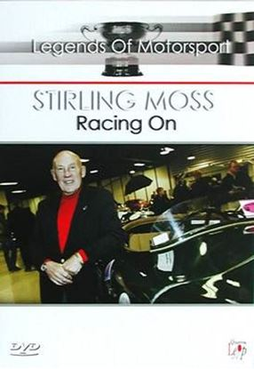 Immagine di STIRLING MOSS RACING ON – LEGENDS OF MOTORSPORT (Dvd)