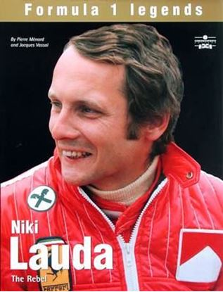 Immagine di NIKI LAUDA THE REBEL - FORMULA 1 LEGENDS