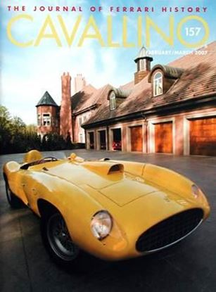 Immagine di CAVALLINO THE JOURNAL OF FERRARI HISTORY N° 157 – FEBRUARY/MARCH 2007