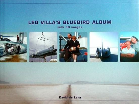 Picture of LEO VILLA'S BLUEBIRD ALBUM WITH 3D IMAGES