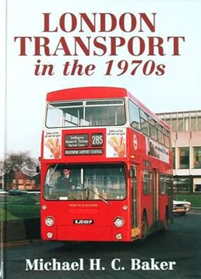 Picture of LONDON TRANSPORT IN THE 1970s