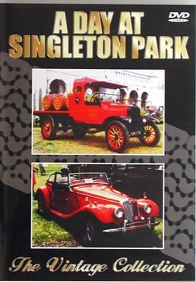 Immagine di A DAY AT SINGLETON PARK – THE VINTAGE COLLECTION (Dvd)