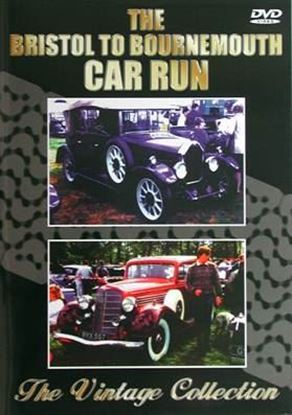 Picture of THE BRISTOL TO BOURNEMOUTH CAR RUN – THE VINTAGE COLLECTION (Dvd)