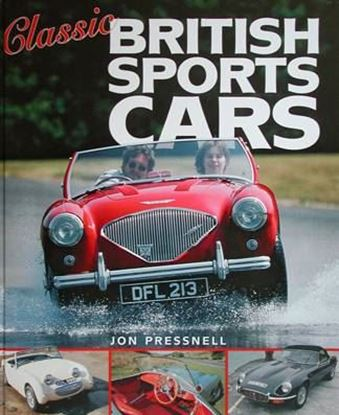 Picture of CLASSIC BRITISH SPORTS CARS