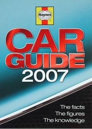 Immagine di CAR GUIDE 2007 the facts, the figures, the knowledge