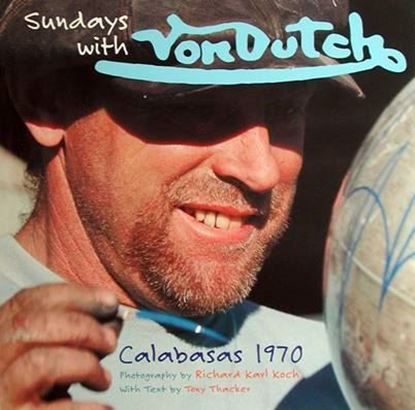 Picture of SUNDAYS WITH VON DUTCH – CALABASAS 1970