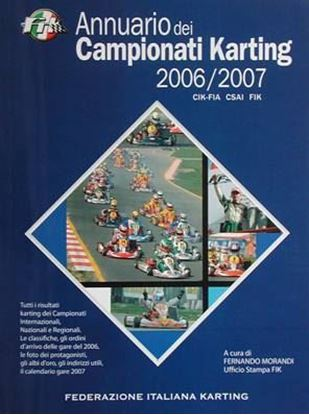 Picture of ANNUARIO DEI CAMPIONATI KARTING 2006/2007