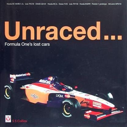 Picture of UNRACED...FORMULA ONE'S LOST CARS