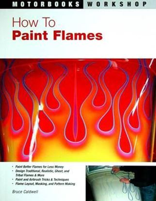 Picture of HOW TO PAINT FLAMES