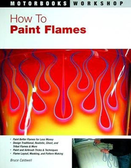 Immagine di HOW TO PAINT FLAMES