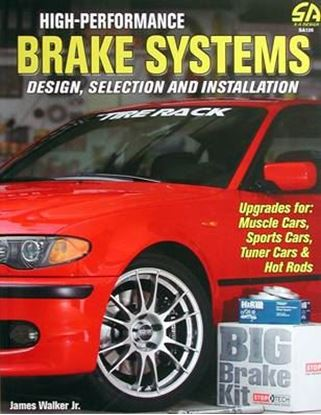 Immagine di HIGH-PERFORMANCE BRAKE SYSTEMS DESIGN, SELECTION AND INSTALLATION