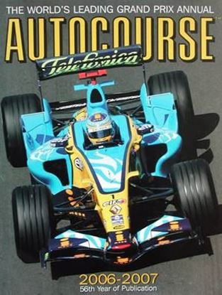 Immagine di AUTOCOURSE 2006-2007 THE WORLD'S LEADING GRAND PRIX ANNUAL