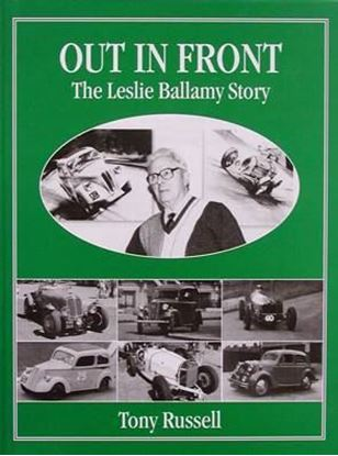 Immagine di OUT IN FRONT THE LESLIE BALLAMY STORY