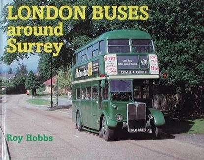 Immagine di LONDON BUSES AROUND SURREY