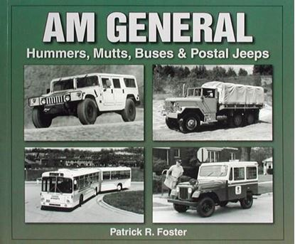 Immagine di AM GENERAL HUMMERS, MUTTS, BUSES & POSTAL JEEPS