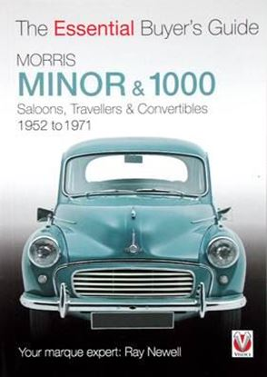 Picture of MORRIS MINOR & 1000 SALOONS, TRAVELLERS & CONVERTIBLES 1952 TO 1971 THE ESSENTIAL BUYER'S GUIDE