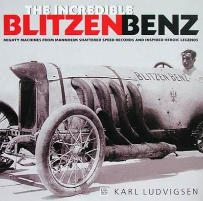 Immagine di THE INCREDIBLE BLITZEN BENZ