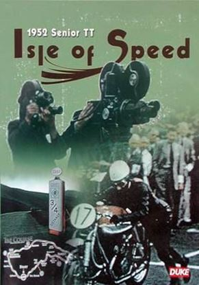 Picture of 1952 SENIOR TT - ISLE OF SPEED (Dvd)