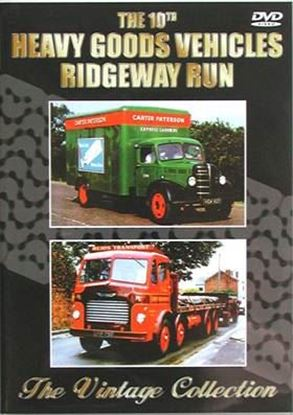 Picture of THE 10TH HEAVY GOODS VEHICLES RIDGEWAY RUN (Dvd)