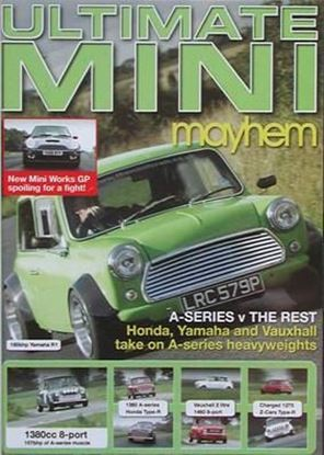 Picture of ULTIMATE MINI MAYHEM: A-SERIES vs THE REST (Dvd)