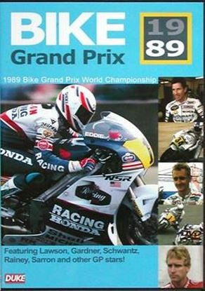 Immagine di BIKE GRAND PRIX 1989 (Dvd)