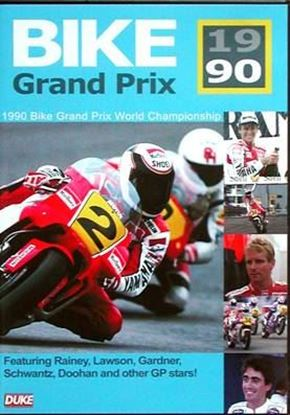 Immagine di BIKE GRAND PRIX 1990 (Dvd)