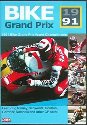 Immagine di BIKE GRAND PRIX 1991 (Dvd)