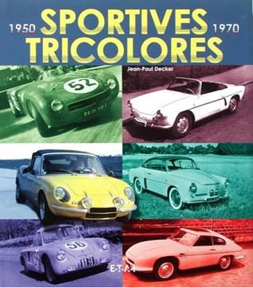 Immagine di SPORTIVES TRICOLORES 1950-1970