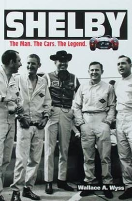 Immagine di SHELBY THE MAN. THE CARS. THE LEGEND