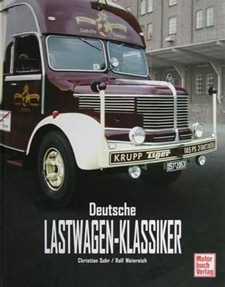 Picture of DEUTSCHE LASTWAGEN KLASSIKER