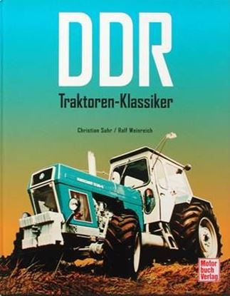 Picture of DDR TRAKTOREN-KLASSIKER
