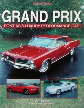 Picture of GRAND PRIX PONTIAC'S LUXURY PERFORMANCE CAR