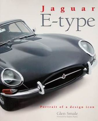 Immagine di JAGUAR E-TYPE PORTRAIT OF A DESIGN ICON