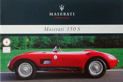 Picture of MASERATI 150 S SPORTS CAR 1955-1957 - MONOGRAFIA N.4