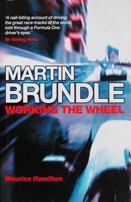Immagine di MARTIN BRUNDLE WORKING THE WHEEL