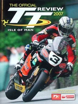 Immagine di THE OFFICIAL TT REVIEW 2007 ISLE OF MAN